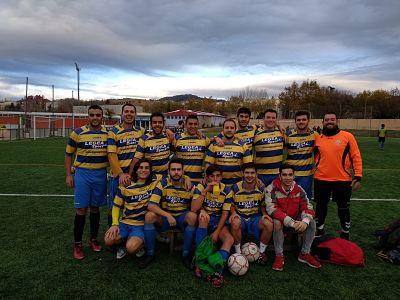 El Senior Liga Local gana de nuevo y asalta la zona alta